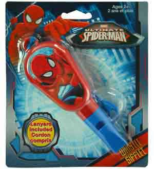 Spiderman Whistle
