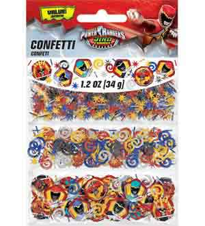 Power Rangers Dino Charge Confetti