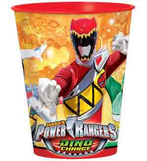 Power Rangers Dino Charge Favor Cup 16oz
