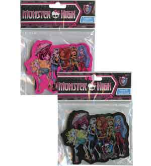 Monster High Jumbo Eraser -2 Assrtd