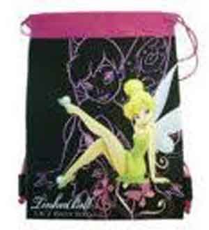 String Backpack Tinkerbell