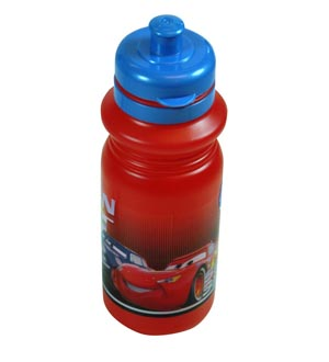 Cars 18oz Water Bottle